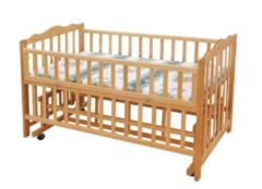 婴儿床用什么材质比较好 这三种都不错