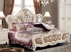 欧式床与法式床有哪些区别 颜色和搭配大不同