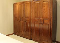 橡木衣柜优缺点有哪些 选购一定不能盲目