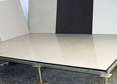 施工全钢防静电地板要点 规避疑难问题