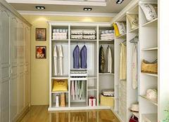 敞开式衣柜的优缺如何 不一样的艺术气息