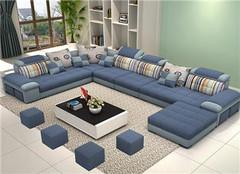 布艺沙发应该怎么清洗 常见的方法有哪些