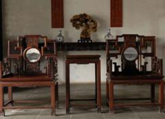 中式家具好在哪些方面 为家居环境营造古朴风