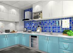橱柜颜色选择哪种比较好看 让厨房充满活力