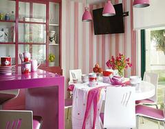 怎样打造完美的家庭餐厅 奉送你四个妙招