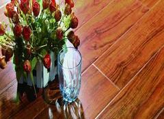 中式古韵地板装潢风格 营造温馨氛围