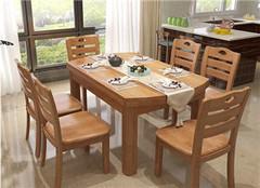  实木餐桌应该如何保养好 常见的方法有哪些呢