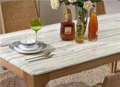 不同材质餐桌应该怎么保养 常见的方法有哪些