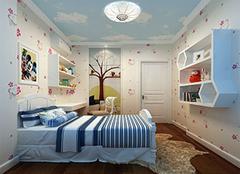 儿童房如何正确选材 让孩子健康成长