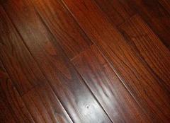 实木地板保养清洁方法 常见用品就能帮助你