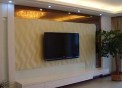 电视背景墙的材料有哪些 让墙壁更个性