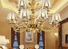 客厅吊灯选购要看什么 有哪些方面呢
