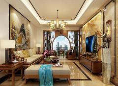 客厅吊顶都有哪些风格 好好选择一番吧