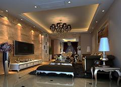 客厅吊顶类型都有哪几种呢 根据客厅来选择
