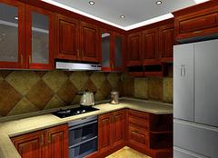 橱柜用什么材料环保 装饰你的厨房