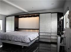 入墙折叠床有哪些种类 其是如何设计的呢