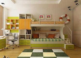 儿童房应该如何装修 为孩子营造童真环境