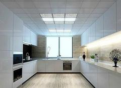 厨房卫生间集成吊顶施工技巧盘点 别再糊涂装修了