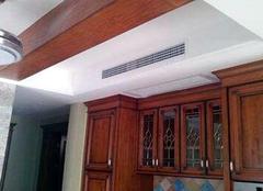 买别墅中央空调要注意几点  别墅空调选购指南