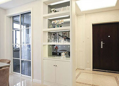 客厅玄关酒柜隔断功能特点 四大优势让你爱上它