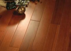 大自然地板怎么样 让您踩上更舒适