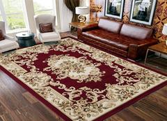 羊毛地毯清洗妙招  其实没那么难