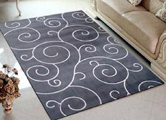 纯毛地毯好在哪  家用地毯鉴别方法