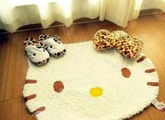 不同区域地毯怎么选  家居生活需用心