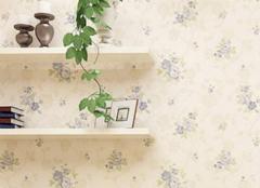 碎花墙纸怎么选购 营造小清新的家居装修风格