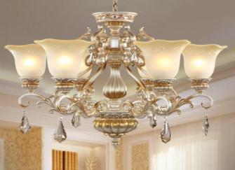 客厅灯具选多大的好 杜绝压抑感