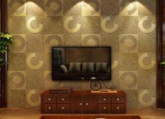 硅藻泥电视背景墙有何优势 小编来揭秘
