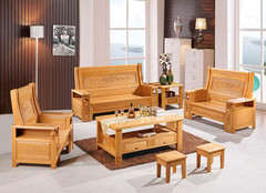 高档实木沙发保养知识 高贵品要用心呵护