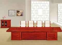 红木办公桌两大优点 99%的成功人士都会选