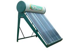 太阳能热水器选购知识 擦亮眼睛看一看