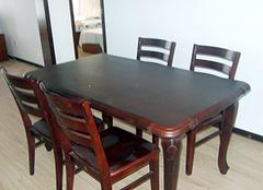 中式餐桌设计特点简析 让家居更显品味