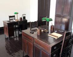 不同办公室的办公桌尺寸都是多少 办公桌尺寸选购有讲究