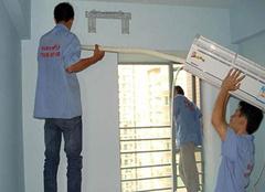 上海空调安装师傅操作指南 安装位置选好了吗