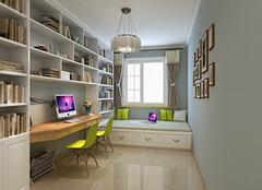 小书房应该如何装修 为家居宁致营造书香气