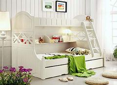 选购儿童床注意要点 安全最重要