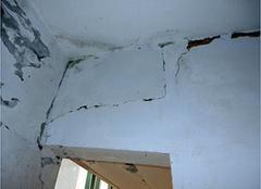 房屋裂缝怎么处理 先了解开裂原因