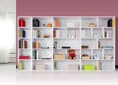 教你如何选购实木书架 注意三要点
