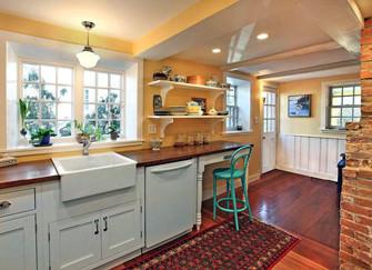 长方形厨房装修要注意什么  给家人最好的