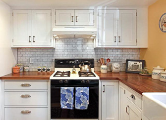 厨房装修颜色怎么搭配好  生活是门艺术