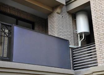 阳台壁挂太阳能热水器好不好 高层户主的最佳选择