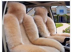 羊毛汽车坐垫清洗保养妙招 开车舒适好选择