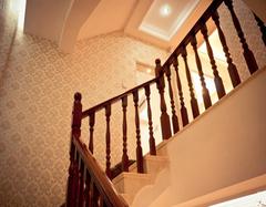 常见的室内旋转楼梯尺寸大概是多少