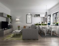 室内装修现代简约风格的效果 让家居更漂亮