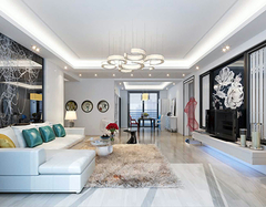 室内装修设计风格效果图 让家居更美观