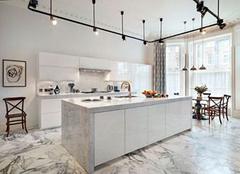 厨房大理石台面价格 其优缺是怎样的
