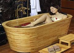 木桶浴缸优缺点都有哪些呢 你会选择吗